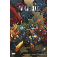 Wolverine - Marvel Dark : Marvel universe vs Wolverine