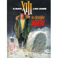 XIII : 06. Le dossier Jason Fly