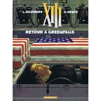 XIII : 22. Retour à Greenfalls
