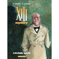 XIII Mystery : 04. Colonel Amos