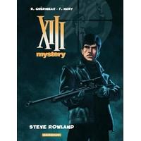 XIII Mystery : 05. Steve Rowland