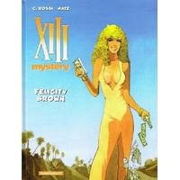 XIII Mystery : 09. Felicity Brown