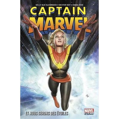 Belgian-Comics-Captain-Marvel-T01-Et-nous-serons-des-etoiles-cover