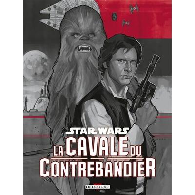 Belgian-Comics-Star-Wars-Legende-La-cavale-du-contrebandier-cover