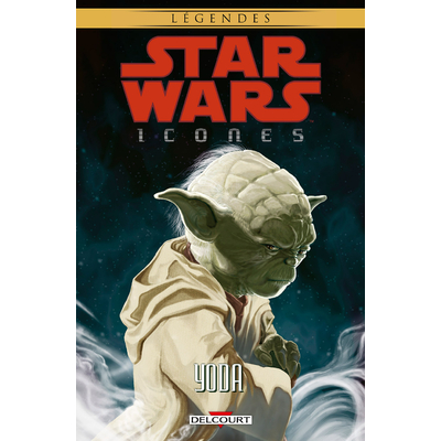 Belgian-Comics-Star-Wars-Icones-T08-Yoda-cover