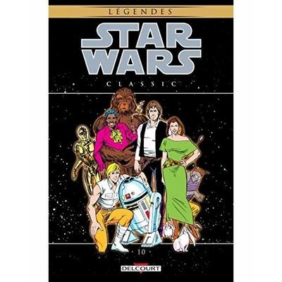 Belgian-Comics-Star-Wars-Classic-T10-cover