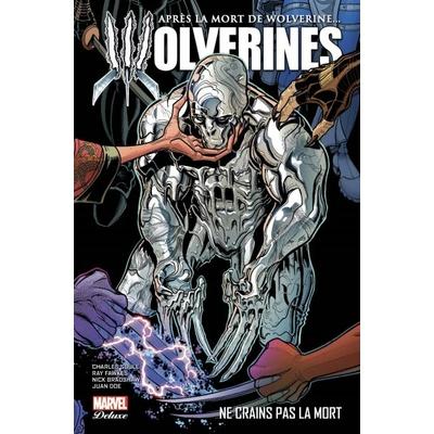 Belgian-Comics-La-Mort-de-Wolverine-T02-cover