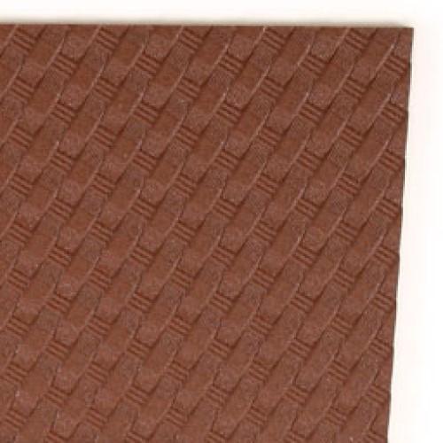 kydex basket weave etfr france brown brun marron