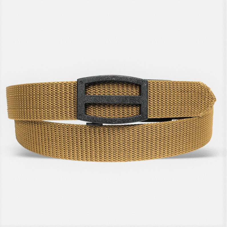 carry belt nylon coyote etfr cliquet ultimate carry