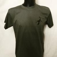 T-Shirt ETFr Vert OD