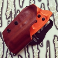 dual kydex holster etfr france 2