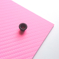 Holstex® Hot Pink Carbon épaisseur .080""