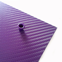Holstex® Purple Haze Carbon épaisseur .080""