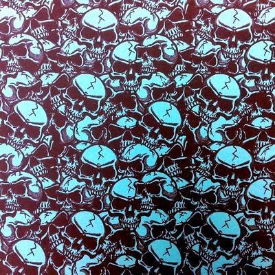 Kydex Graveyard Neon épaisseur 080