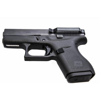 Clipdraw G42-B pour Glock glissière slim 380 acp
