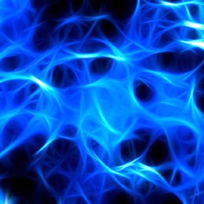 Kydex Flammes Bleues épaisseur 080