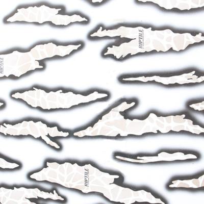 Kydex Riptile camouflage Ice Age épaisseur 080