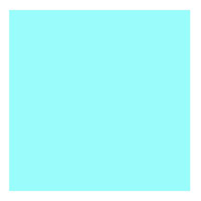 Kydex T P1 Tiffany Blue épaisseur 080