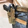 holster supercam Glock 17 streamlight tlr 2 sls kydex etfr france