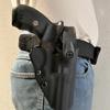 holster pro revolver manurhin mr 88 73 etfr kydex safariland france police municipale gendarmerie police