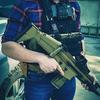 ceinture de force cobra police raid etfr france tactique armée de terre opex strasbourg tir holster kydex