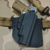 holster ceinture etfr tactical recover 1911 colt 45 acp kydex france pancake