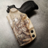 holster discret iwb etfr kydex walther p22 france custom infused personnalisé