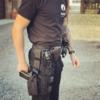 pro level 2 police belge etfr kydex glock 17 lampe