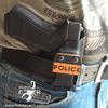 plaquette police