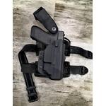 holster kydex glock 17 gen 5 olight Pl mini valkyrie etfr plaque de cuisse
