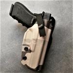 holster kydex camo desert francais glock 17 etfr france