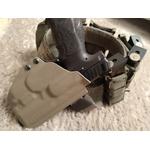 holster wifot utilisable avec et sans lampe streamlight tlr8 sfp9 Hk H&K VP9 etfr kydex france