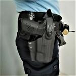 holster pro wifot level 2 3 etfr kydex administratif safariland sig pro 2022 sp2022 sp france police gendarmerie lampe