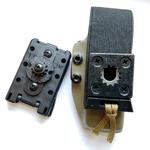 porte chargeur Pro owb pamas glock 17 G17 rotatif rapide attache ultilink ulticlip etfr france kydex 3