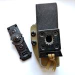 porte chargeur Pro owb pamas glock 17 G17 rotatif rapide attache ultilink ulticlip etfr france kydex molle