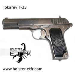 holster kydex tokarev t33