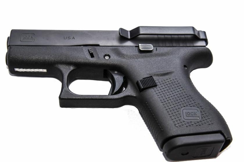 clipdraw Glock 380 acp 42 2