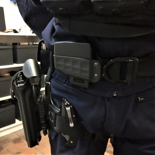 etui chargeur carabine tika police crs thp kydex france etfr holster strasbourg