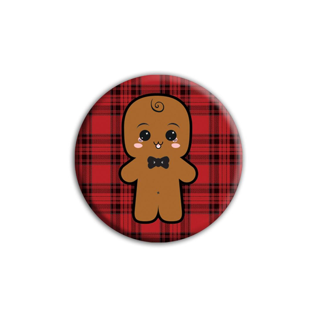 ★ Les Badges de Noël ★ P'tit Biscuit
