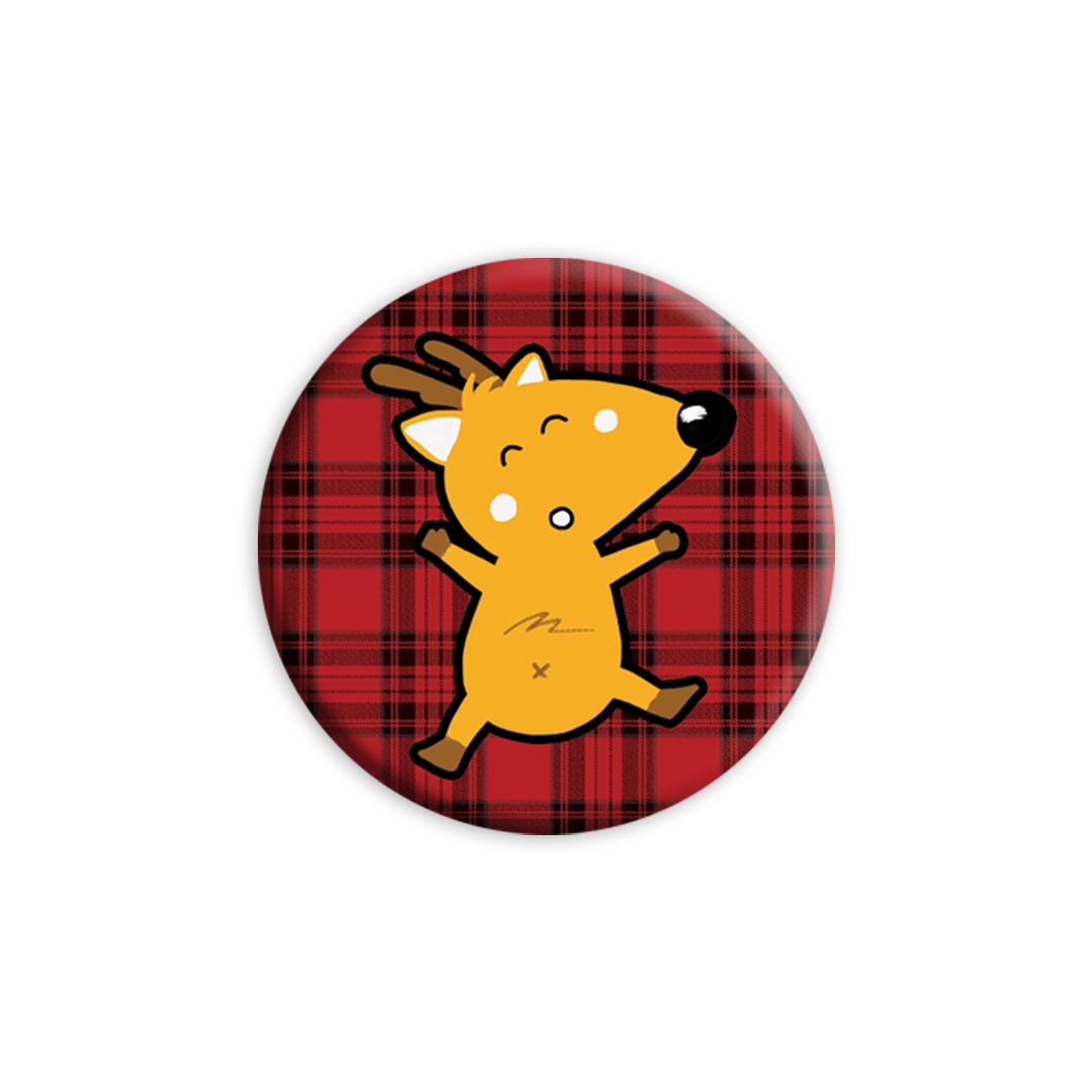 ★ Les Badges de Noël ★ Renne