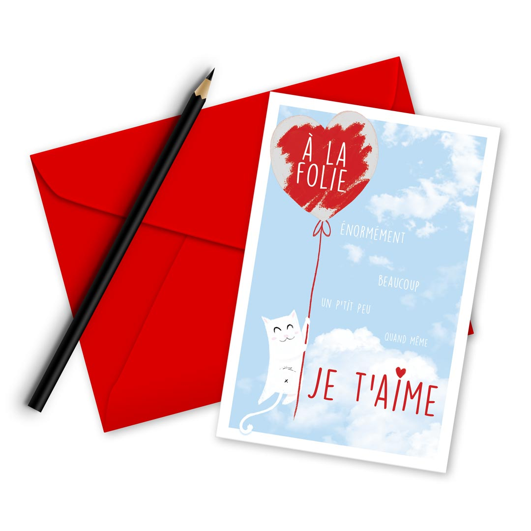 La D'amour Et Enveloppe Son Carte Gratter Petits À Pour Grands Les Amoureux uZiPTwOkX