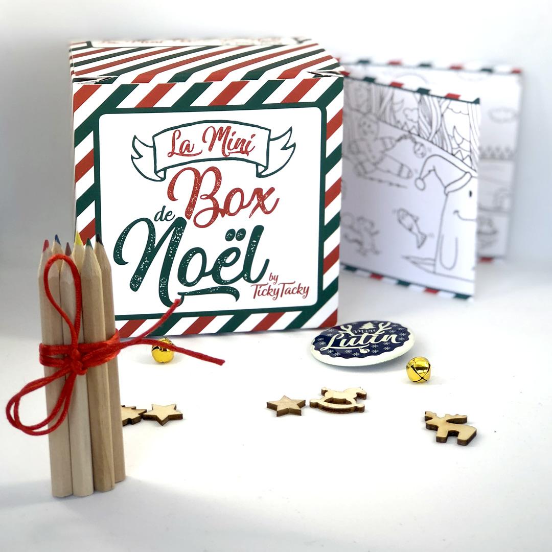 Mini Box de Noël