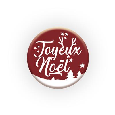 ★ Les Badges de Noël ★ Joyeux Noël