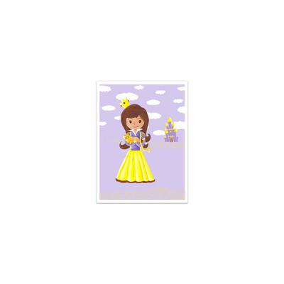 Box anniversaire Mauve La Princesse
