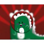 3-badge-anniversaire-theme-dinosaure
