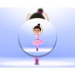 3-badge-anniversaire-theme-danseuse