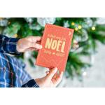 1-Lot-5-Cartes-Il-Etait-Une-Fois-Noel