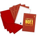 3-Ticky-Tacky-Lot-Cartes-Enveloppes-Noel