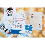 2-Kit-Cartes-Postales-Noel-Ticky-Tacky