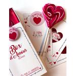 Box des amoureux - Saint Valentin version femme 0
